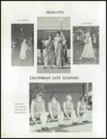1968 Davis High School Yearbook Page 86 & 87