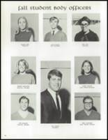 1968 Davis High School Yearbook Page 90 & 91