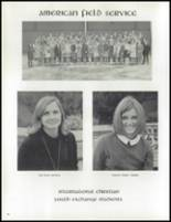 1968 Davis High School Yearbook Page 96 & 97