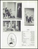1968 Davis High School Yearbook Page 100 & 101