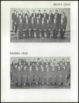 1968 Davis High School Yearbook Page 104 & 105
