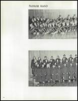1968 Davis High School Yearbook Page 108 & 109