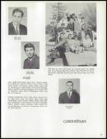 1968 Davis High School Yearbook Page 110 & 111