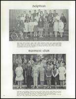 1968 Davis High School Yearbook Page 112 & 113
