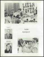 1968 Davis High School Yearbook Page 116 & 117