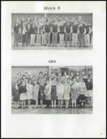 1968 Davis High School Yearbook Page 122 & 123