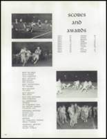 1968 Davis High School Yearbook Page 132 & 133
