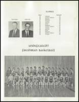 1968 Davis High School Yearbook Page 146 & 147