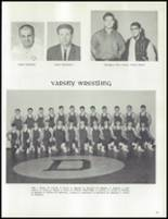 1968 Davis High School Yearbook Page 148 & 149