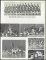 1968 Davis High School Yearbook Page 150 & 151
