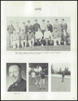 1968 Davis High School Yearbook Page 162 & 163