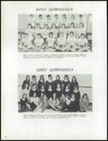 1968 Davis High School Yearbook Page 168 & 169