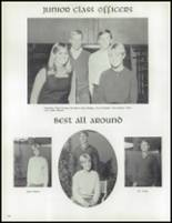 1968 Davis High School Yearbook Page 172 & 173