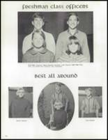 1968 Davis High School Yearbook Page 200 & 201