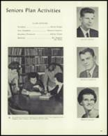 1962 Mapletown Junior-Senior High School Yearbook Page 46 & 47