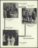 1962 Mapletown Junior-Senior High School Yearbook Page 70 & 71
