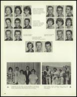 1962 Mapletown Junior-Senior High School Yearbook Page 86 & 87