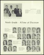 1962 Mapletown Junior-Senior High School Yearbook Page 88 & 89