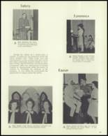 1962 Mapletown Junior-Senior High School Yearbook Page 100 & 101