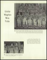 1962 Mapletown Junior-Senior High School Yearbook Page 112 & 113