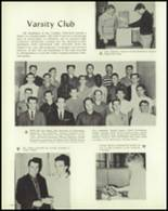 1962 Mapletown Junior-Senior High School Yearbook Page 136 & 137
