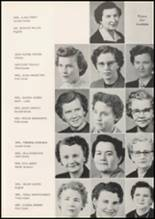 1957 Broken Bow High School Yearbook Page 16 & 17