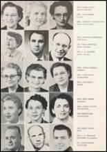 1957 Broken Bow High School Yearbook Page 18 & 19