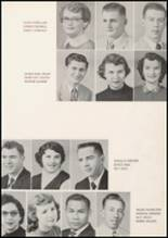 1957 Broken Bow High School Yearbook Page 20 & 21