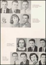 1957 Broken Bow High School Yearbook Page 22 & 23