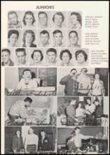 1957 Broken Bow High School Yearbook Page 28 & 29