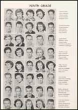 1957 Broken Bow High School Yearbook Page 34 & 35
