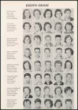 1957 Broken Bow High School Yearbook Page 36 & 37
