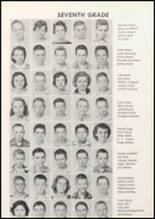 1957 Broken Bow High School Yearbook Page 40 & 41
