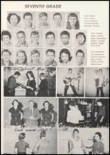 1957 Broken Bow High School Yearbook Page 42 & 43