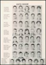 1957 Broken Bow High School Yearbook Page 44 & 45