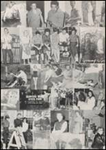 1957 Broken Bow High School Yearbook Page 56 & 57
