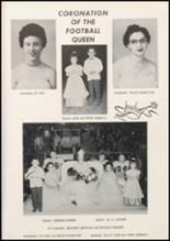 1957 Broken Bow High School Yearbook Page 58 & 59