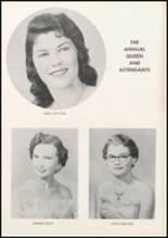 1957 Broken Bow High School Yearbook Page 64 & 65