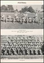 1957 Broken Bow High School Yearbook Page 68 & 69