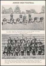 1957 Broken Bow High School Yearbook Page 72 & 73