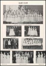1957 Broken Bow High School Yearbook Page 78 & 79
