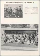 1957 Broken Bow High School Yearbook Page 80 & 81