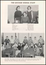 1957 Broken Bow High School Yearbook Page 82 & 83