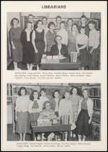 1957 Broken Bow High School Yearbook Page 84 & 85