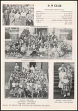 1957 Broken Bow High School Yearbook Page 86 & 87