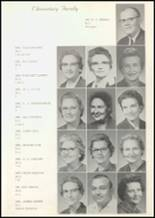 1963 Honey Grove High School Yearbook Page 14 & 15