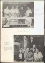 1963 Honey Grove High School Yearbook Page 16 & 17