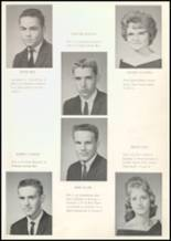 1963 Honey Grove High School Yearbook Page 18 & 19