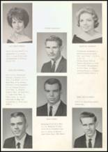 1963 Honey Grove High School Yearbook Page 20 & 21