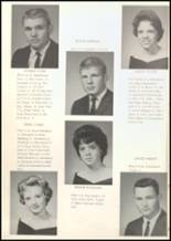 1963 Honey Grove High School Yearbook Page 22 & 23